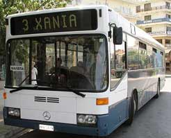 shuttle bus chania airport